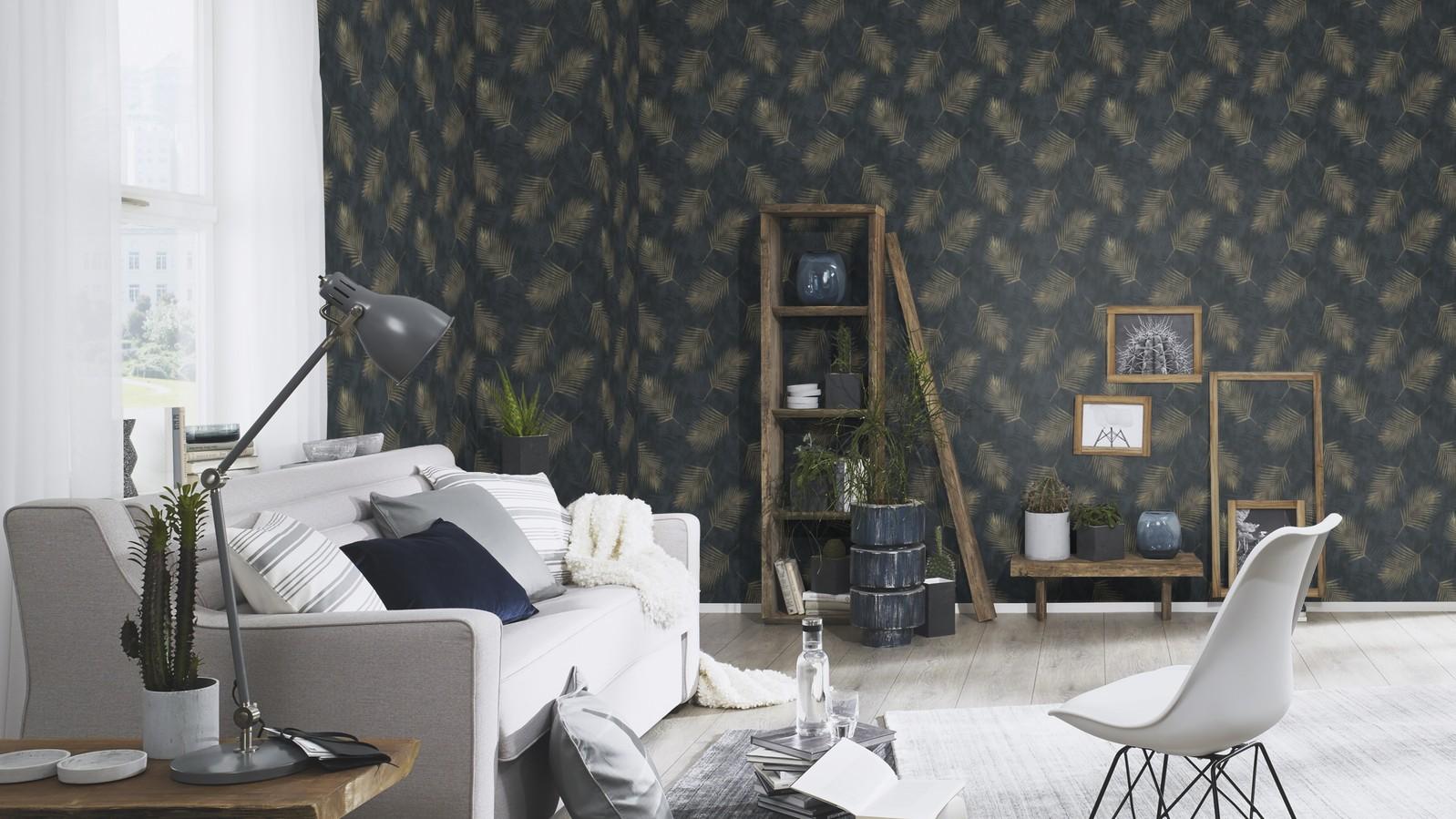 Обои Erismann GMK Fashion for Walls New 02579-40 (Эрисман)