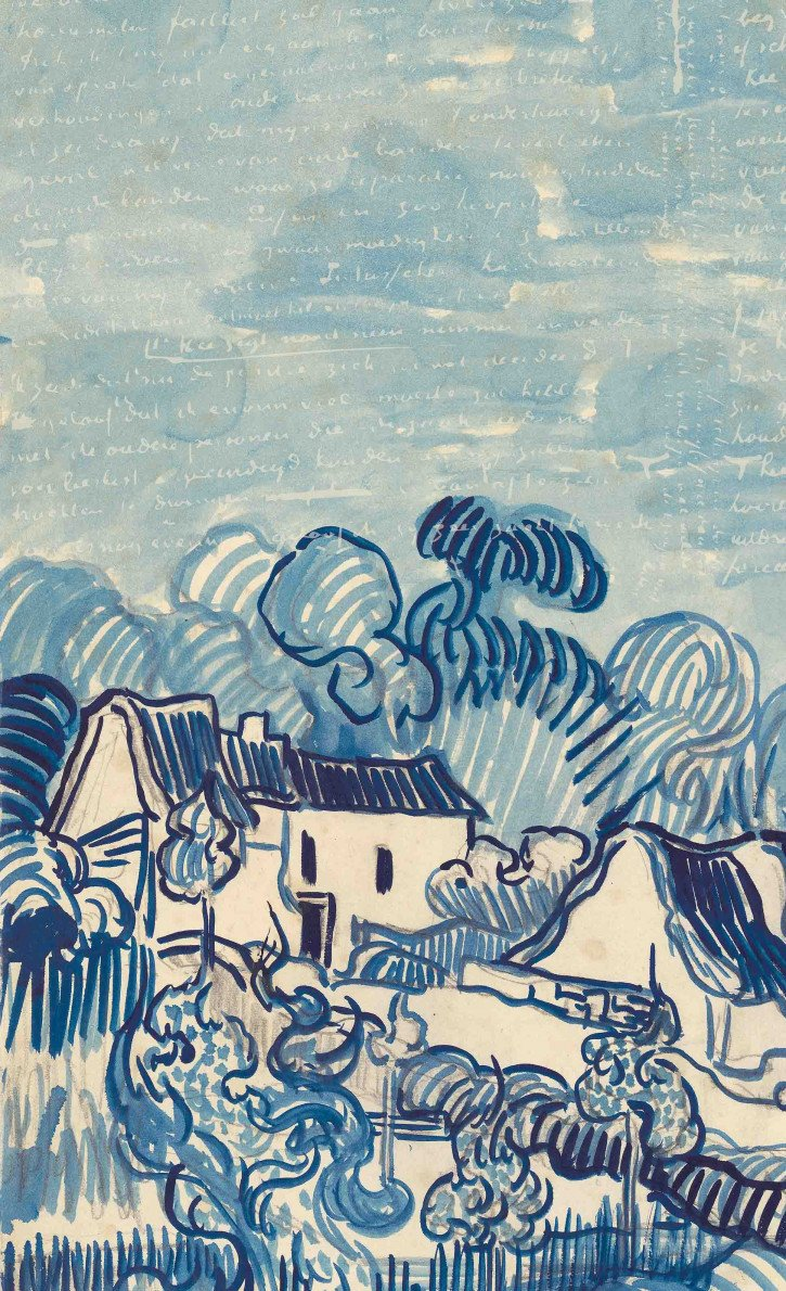 Панно BN International Van Gogh New 200332 — обои БН Ван Гог