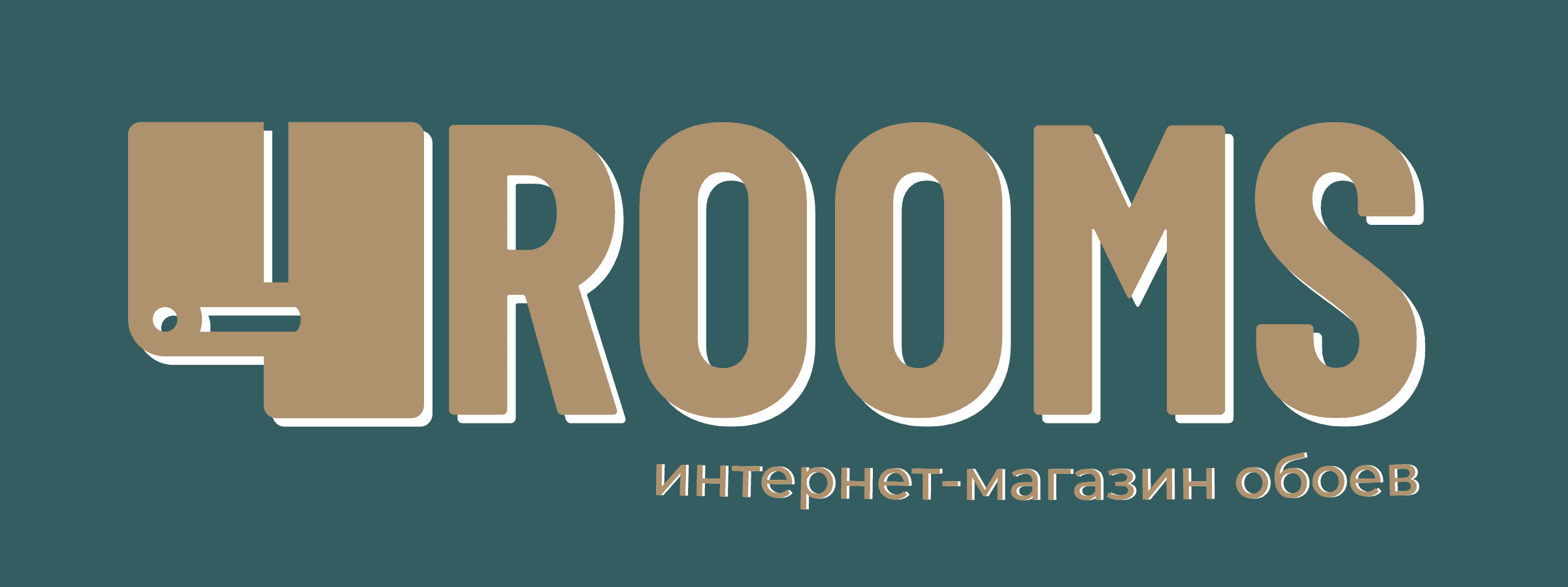 Интернет-магазин обоев 4ROOMS